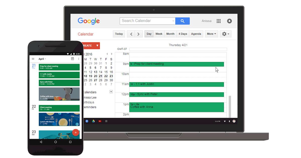 Google Calendar: Tool Online per la gestione dei calendari