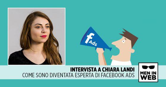 Intervista a Chiara Landi - Facebook Ads Expert