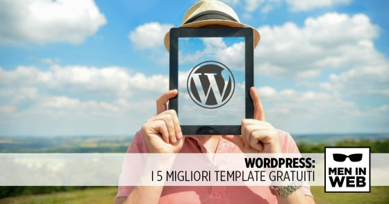 I 5 migliori Template gratuiti di WordPress
