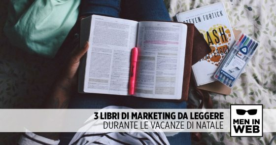 3 libri di marketing da leggere