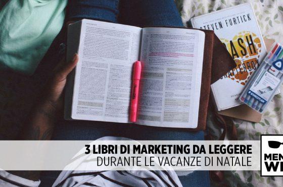 3 libri di marketing da leggere