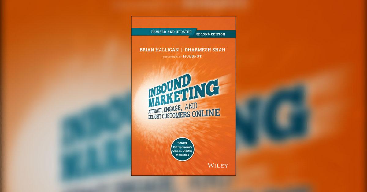 Libri di marketing da leggere. Inbound