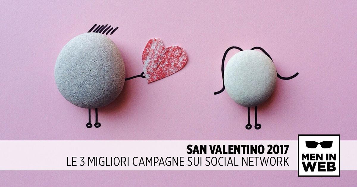San valentino 2017 campagne social