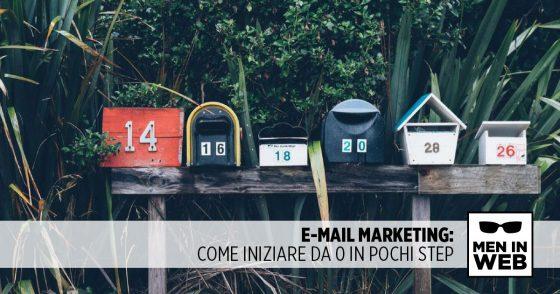 E-mail marketing: come iniziare