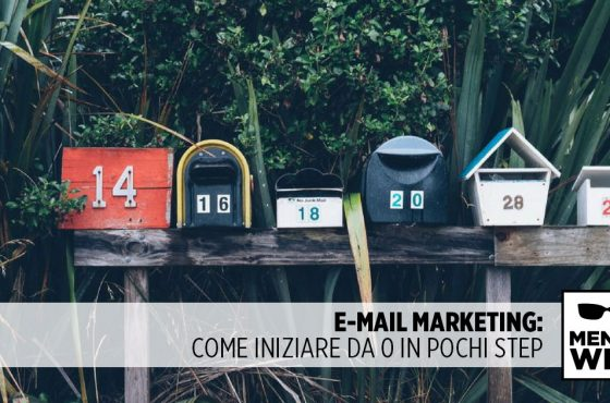 E-mail marketing: come iniziare