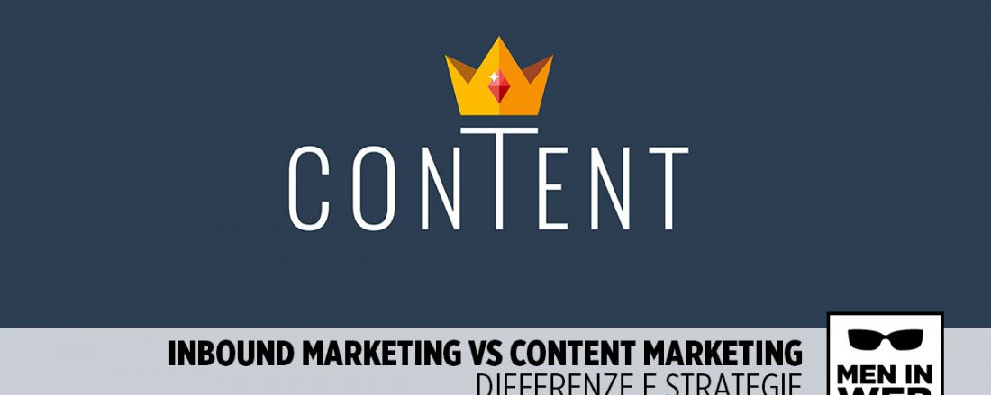 Content Marketing ed Inbound Marketing