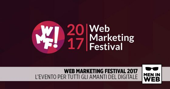 Web Marketing Festival 2017