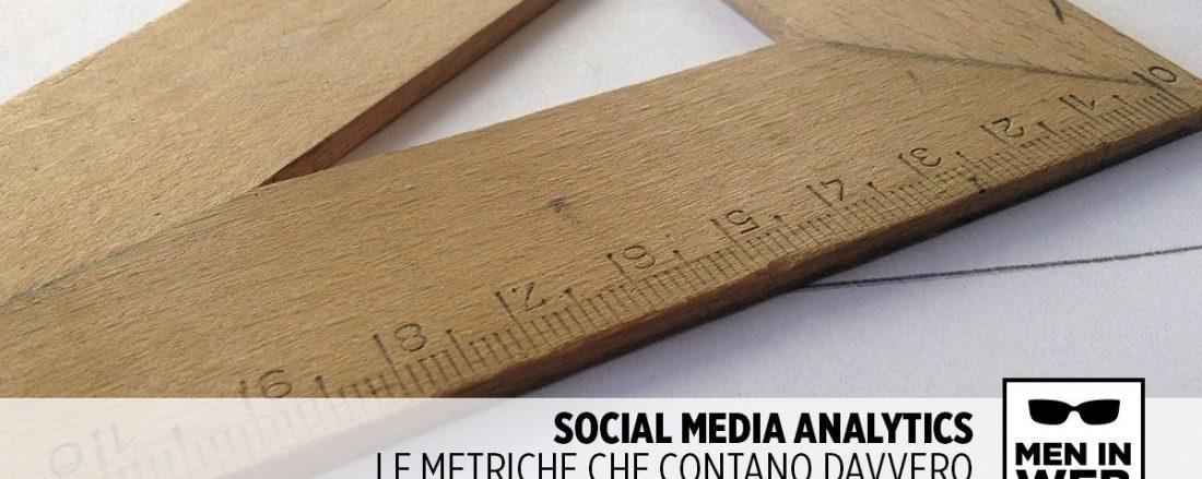 come fare social media analytics Facebook Twitter Instagram