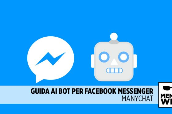 Facebook Messenger Chat Bot: ManyChat